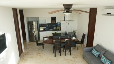Photo for *** all inclusive available***2 brm pent house condo  in bahia principe tulum