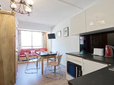 Photo for One bedroom Apartment, sleeps 4 in Val Thorens
