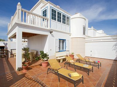 Photo for 4BR Villa Vacation Rental in Las Palmas, Canarias