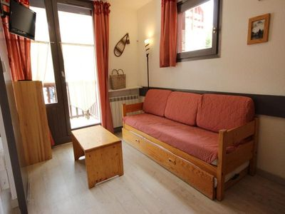 Photo for Apartment Landry-Vallandry, studio flat, 4 persons