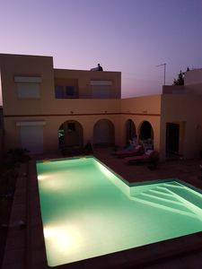 Photo for Beautiful Riad Villa with Private Pool, Near Beach, Wifi