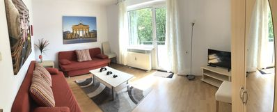 Photo for Nice apartment with very good transport links in Hamburg Mitte