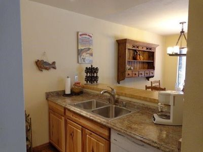 Newly remodeled kitchen with all you need