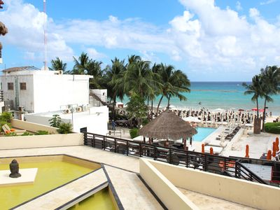 Photo for Fully equipped apartment, Mamitas beach, Gym, Pool