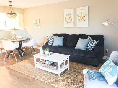 Relax in our cozy condo