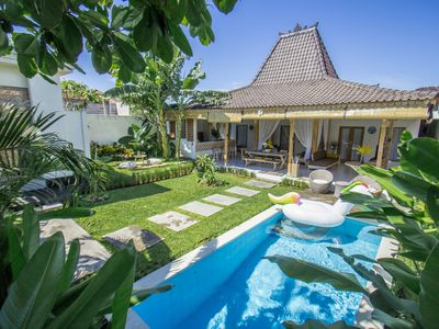 Photo for Villa Orked 1, an Oasis in bustling Jalan Mertanadi