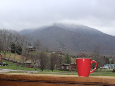 Photo for Cozy Valley Retreat in the Smoky Mountains , Perfect Vacation Cabin
