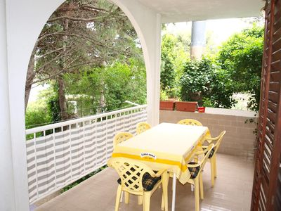 Photo for Two bedroom apartment with terrace Balića Rat (Omiš)