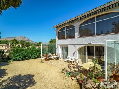 Photo for Vacation home Bosque in Jávea/Xàbia - 8 persons, 4 bedrooms