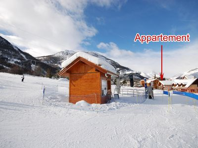 Photo for At the bottom of the runs, access without having to take off your skis