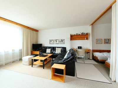 Photo for Apartment in the center of Davos with Lift, Parking, Internet, Washing machine (49365)