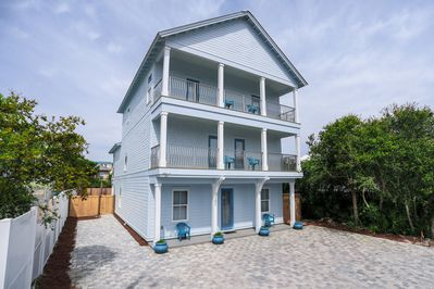 Blue Odyssey Vacation Rental Home