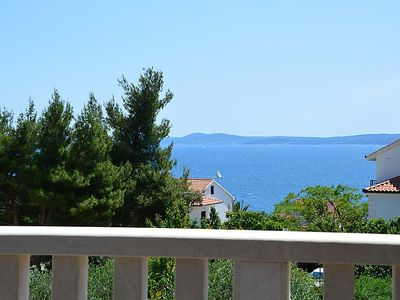 Photo for Apartment Villa MatAna in Trogir/Okrug Gornji - 4 persons, 1 bedrooms