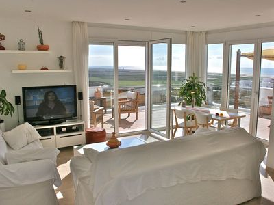 Photo for Luxury Penthouse in Conil de la Frontera - Breathtaking Sea views.