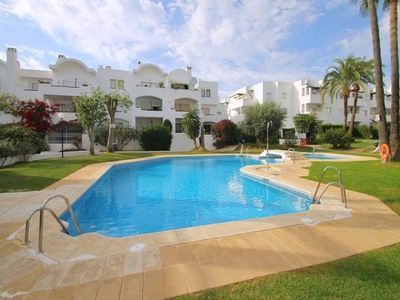 Photo for Two Bedroom, Two Bathroom Apartment in Gated Community with Swimming Pool