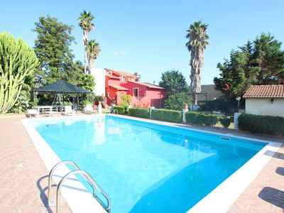 Photo for ELEGANT AND WELCOMING PRIVATE VILLA AND HOSPITALITY FOR 7 PEOPLE