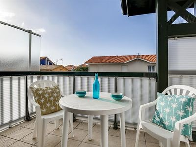 Photo for Studio mezzanine for 4 people - Close to the beach - 40600 Biscarrosse Plage