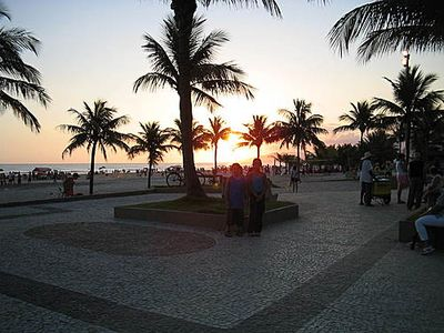 Photo for Forte- Praia Grande - SP