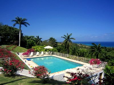 Photo for Classic Golf Villa in Tryall Club, Private Chef, 2 Golf Carts, Pool, AC, Free Wifi, Concierge, Beach