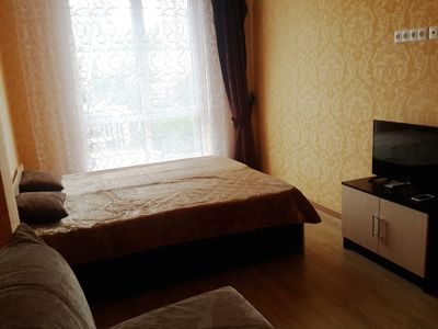 Photo for Apartment 35 sqm. 9/12.Sochi.Mamayka.