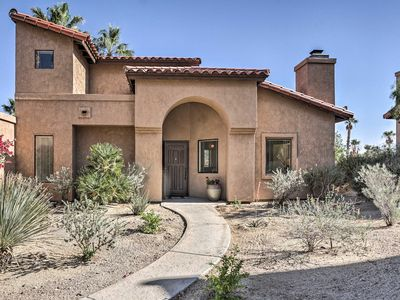 Photo for Lux Borrego Springs Condo at Rams Hill Golf Club!