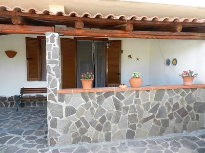 Photo for SPECIAL OFFER - IDEAL VILLA X FAMILIES IN PALINURO