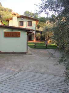Photo for Large chalet on two levels in the first hill.