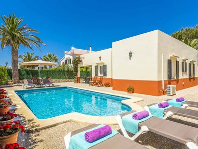 Photo for Villa Coralito - Spacious Villa Close to the Beach, with Pool, A/C & Wi-Fi
