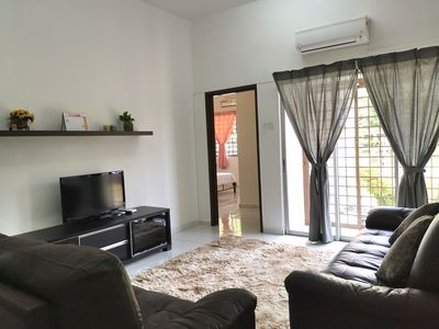 Photo for Seremban Central Park GroundFloor APT for 6 Pax