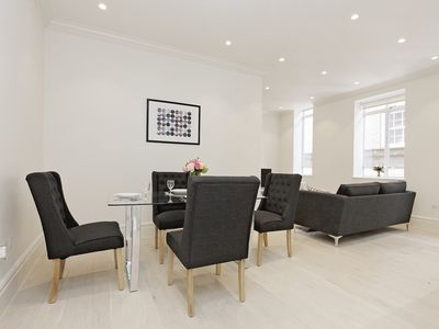 Photo for COVENT GARDEN - TEMPLE AREA SPACIOUS 1BR  FOR 4