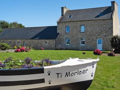 Photo for Semi-detached house, Guissény  in Finistère - 4 persons, 2 bedrooms