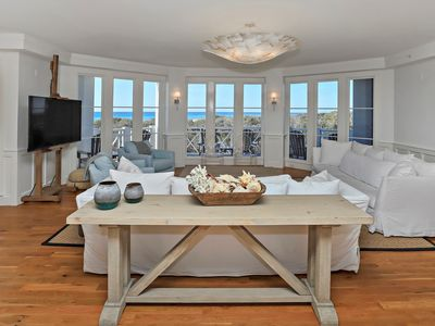 Photo for Watersound Crossings 214 - Dramatic Panoramic Gulf and Beach Views