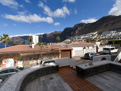 Photo for 3 Bedroom Apartment in Los Gigantes with Stunning Views