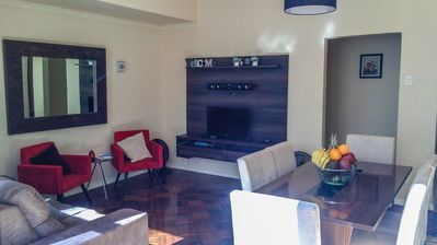 Photo for *** Copacabana beach***  Beautiful and renovated apartment