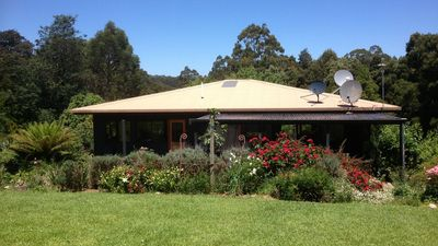 Photo for Main House Parkwood - Otway Rainforest getaway