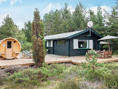 Photo for Classic Holiday Home in Jutland  with Sauna
