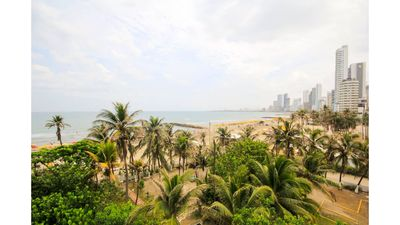 Photo for Ocean View and Well Located Faro Tequendama 604