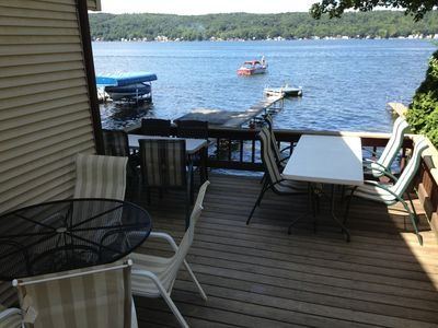Photo for Summer Breezes on the Lake