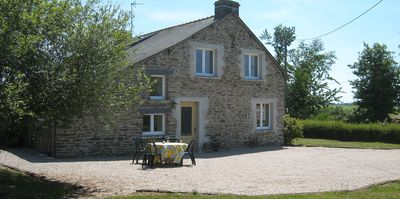 Photo for La Maison Bleue. Perfect base for the perfect holiday. Free WiFi.