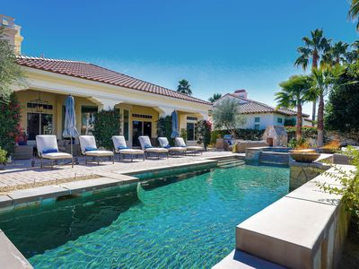 Photo for *Escape to Legends* Pool/Spa/Games & Inspiring Mountain Views in PGA West