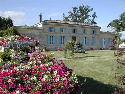 Photo for 7BR House Vacation Rental in saint savin de blaye