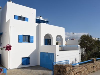 Photo for Naxos is the Way Hyper-Ground floor apartment