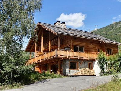 Photo for Sleeps 14. Charming and prestigious apartment in Serre Chevalier