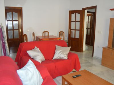 Photo for FLAT CENTER OF MÁLAGA NEXT TO PLAZA DE LA MERCED AND CLOSE WALKING FROM THE BEACH