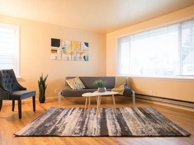 Photo for Cozy 2BR House With Yard in Ballard