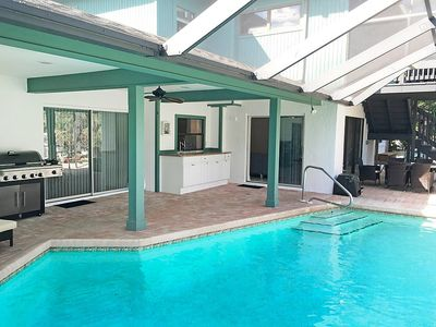 Photo for House in Naples with Internet, Pool, Air conditioning, Parking (507065)