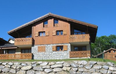 Photo for Luxury MGM Chalet Apartment in Les Carroz, Grand Massif
