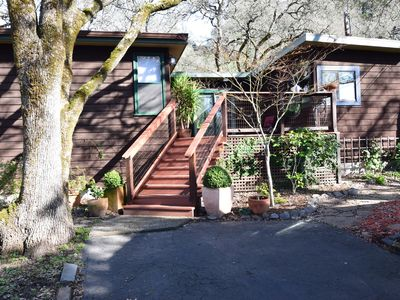 Photo for 9 Oaks - 2 Bd/2ba hideaway enjoy the beauty of Sonoma