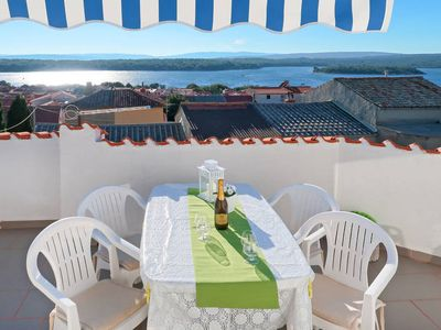 Photo for Apartment Barbara  in Punat, Isle of Krk - 4 persons, 2 bedrooms