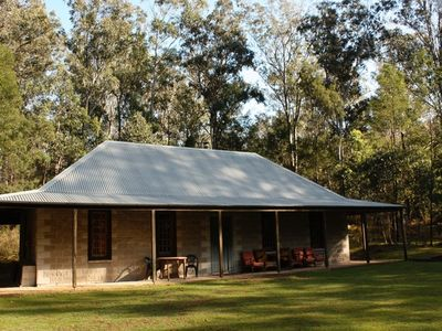 Photo for Bakers Flat Cottages on Deua River